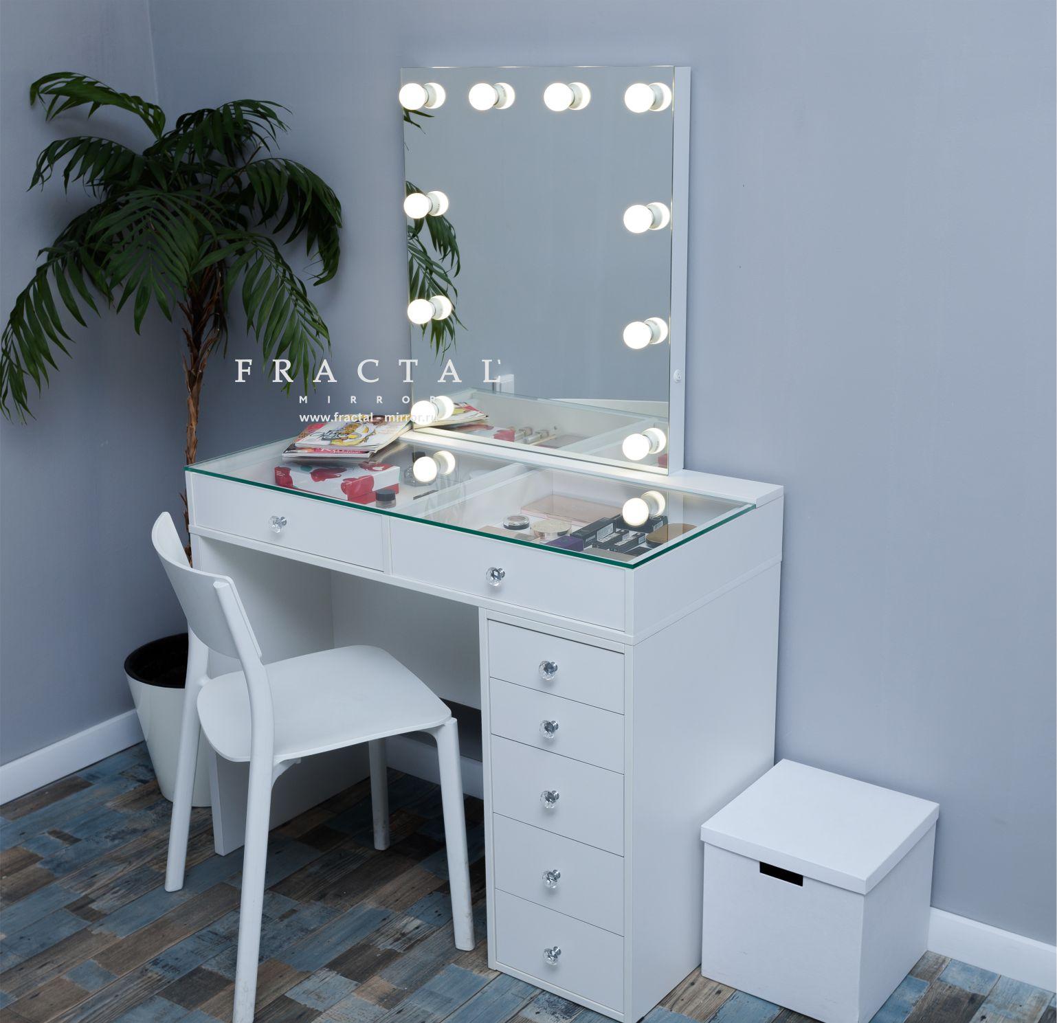 зеркало для туалетного столика в леруа купить